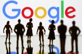 EU fine on Google weighs on parent Alphabet profits