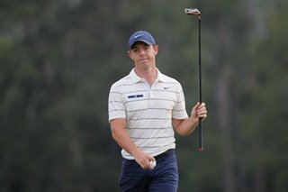 Golf: McIlroy named PGA Tour player of the year