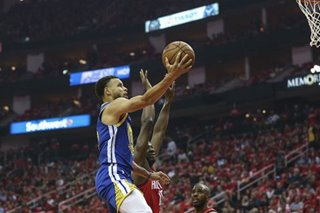 NBA: Warriors hope Curry finds touch in Game 4 at Rockets