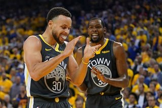 NBA: Warriors regroup at home vs. Rockets in Game 5