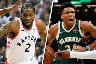 NBA: Kawhi vs. Giannis — Tired Raptors head to Milwaukee for slugfest