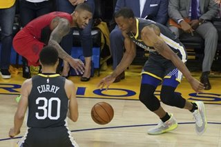 NBA: Warriors' Iguodala questionable for Game 4