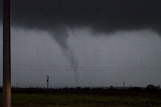2 million on dangerous tornadoes' path in Texas, Oklahoma