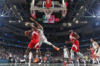 NBA: Leonard has Raptors on brink of first NBA Finals berth