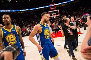 NBA Finals: Canada-raised Steph Curry set for Toronto homecoming