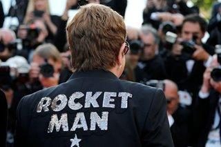 Russia cuts gay scenes from Elton John biopic 'Rocketman'