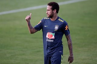 Football: Brazil players support Neymar - Fernandinho