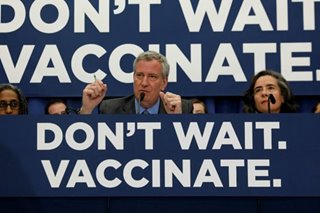 US risks losing measles 'elimination status' as cases breach 1,000