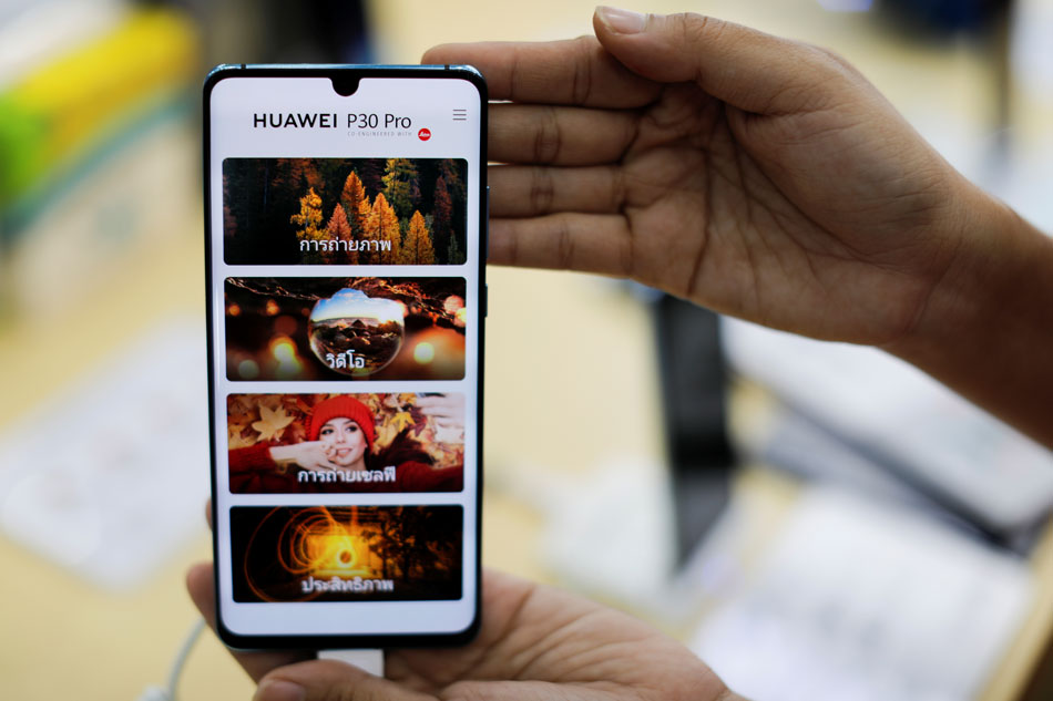 Something good finally comes out of the Huawei ban