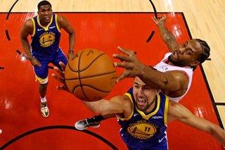 NBA free agency could make Raptors, Warriors both losers