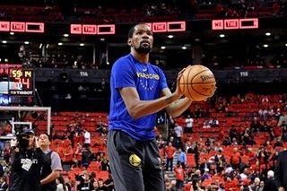 NBA: Durant injury sends shock waves across free agency