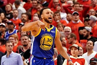 Warriors set for emotional NBA Finals showdown with Raptors