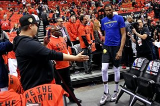 NBA: Good prognosis for injured Durant but no guarantees