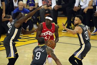 International talent lifts Raptors to NBA Finals victory