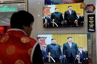 Xi heads to North Korea to meet Kim ahead of Trump talks