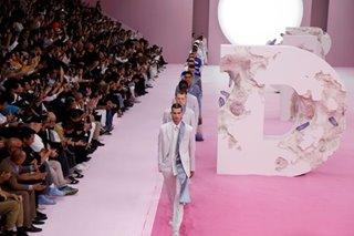 Kim Jones takes Dior to dreamy wasteland where past, future coexist