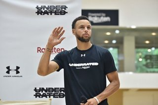 NBA: Steph Curry targets Tokyo Olympic challenge