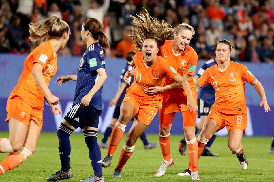 Football: Netherlands, Italy through to q'finals as Europe dominates World Cup
