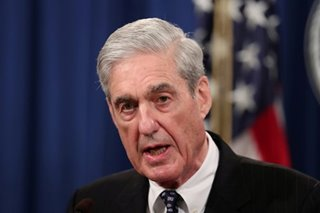 Special Counsel Mueller to testify before House panels on July 17