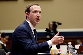 'Deepfakes' pose conundrum for Facebook, Zuckerberg says
