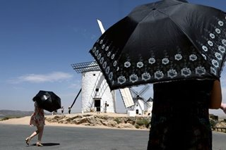 France braces for record 45 Celsius as Europe melts