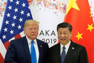 'Right back on track': Trump, Xi seal trade war truce