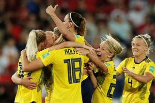 Football: Sweden set up World Cup semi-final clash with Netherlands