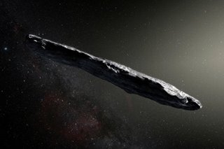 Scientists conclude cigar-shaped interstellar object not an alien spaceship