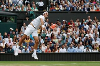 Tennis: 'Big 3' untroubled at Wimbledon as Monday proves not so manic