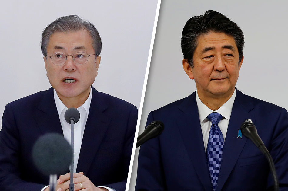 Japan, S.Korea officials meet amid flap