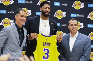 NBA: Davis confident Lakers will hit ground running
