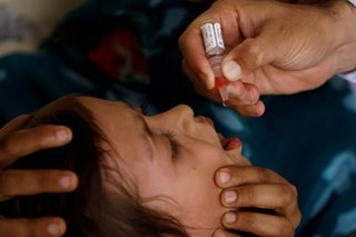 DOH, local authorities ramp up vaccination efforts vs polio virus
