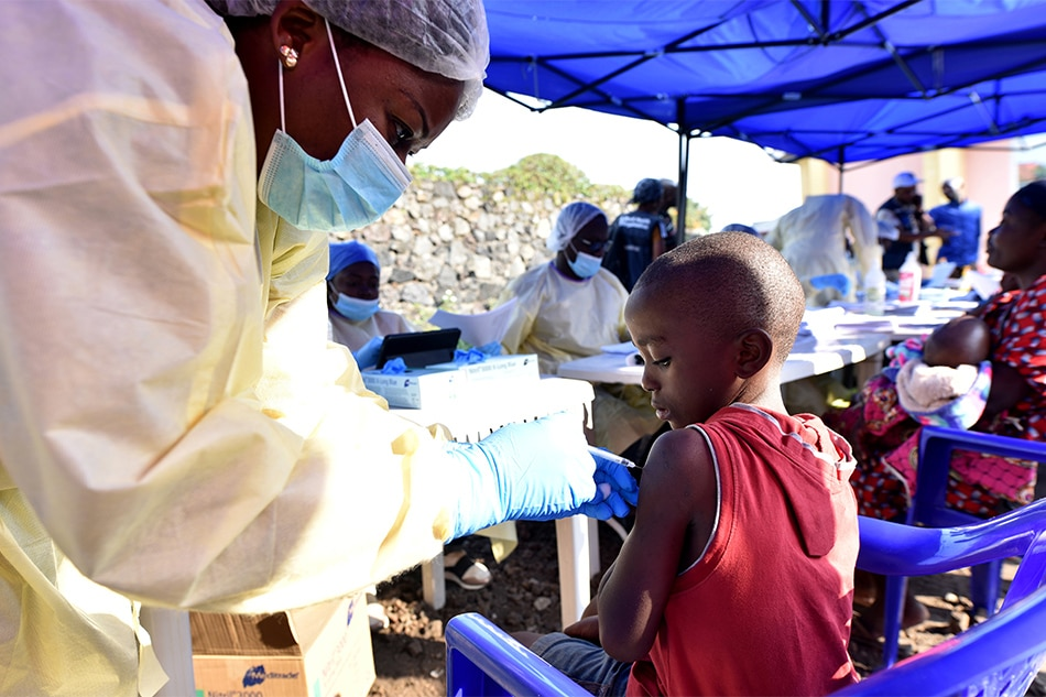 Ebola Outbreak in DRC Declared 'Public Health Emergency of International Concern'