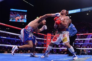 Boxing: Thurman admits inactivity a factor against Pacquiao