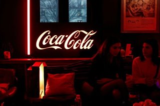 Coca-Cola profits exceed estimates, shares bubble up