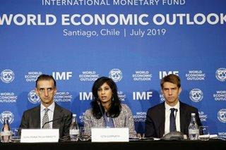 IMF downgrades world growth, warns of 'precarious' 2020