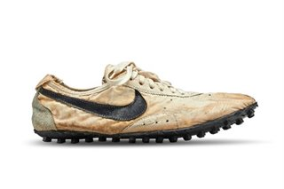 Over the moon: Nike sneakers sell for record $437,500