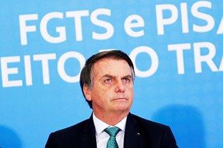 President Bolsonaro of Brazil tests positive for coronavirus