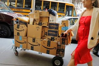 Amazon pays a price for one-day delivery as profit growth slows