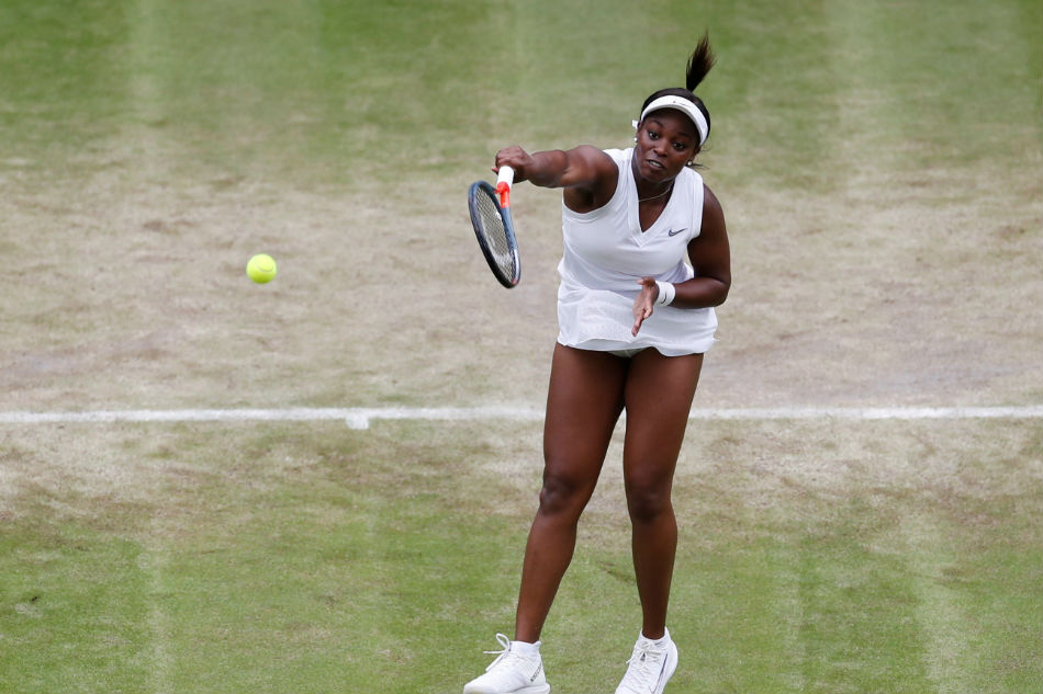 Stephens, Gauff beaten at WTA Washington