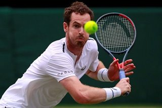 Tennis: Andy Murray reunites with brother Jamie for doubles win