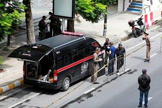 No Pinoy hurt in Bangkok blasts - DFA