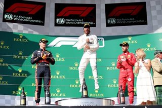 F1: Hamilton denies Verstappen in thrilling Hungarian Grand Prix