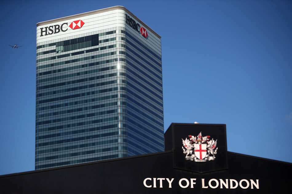 HSBC CEO Flint steps down as H1 profits rise 16%