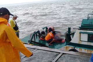 28 dead, 5 missing in Iloilo-Guimaras sea tragedy