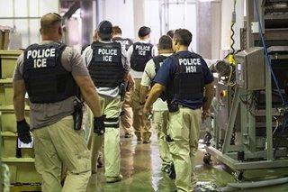US immigration raids leave migrant children begging for parents' return