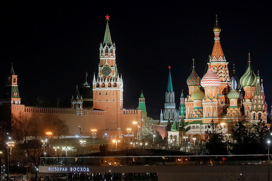 Kremlin says it is winning arms race against US despite rocket accident 1