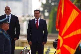 North Macedonia PM under fire over gay slur