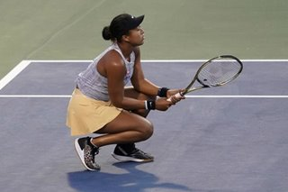 Tennis: Osaka, Halep advance while Barty beats Sharapova in Cincinnati