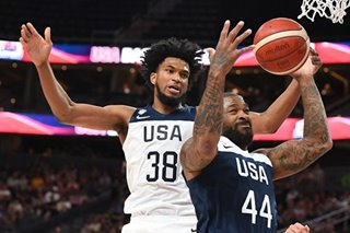 FIBA: Tucker leaves Team USA due to ankle injury
